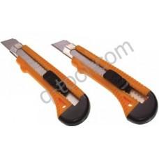 Нож пластиковый  упрочненный 18 мм Quality Tool