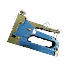 Степлер металлический 4-14,синий