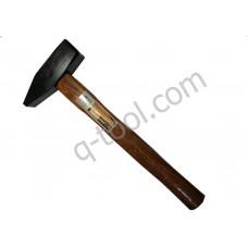 Молоток 1500 гр с деревянной ручкой Orange