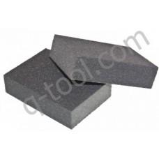 Губка для шлифования Quality Tool 100x70x25 мм