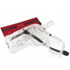 Очки защитные пластиковые Quality Tool ( белые)
